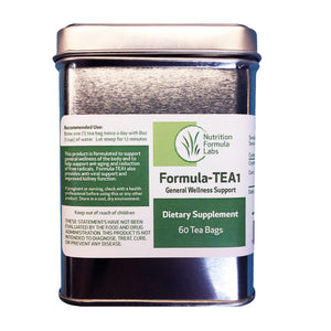Formula-TEA1 - Fighting Free Radicals