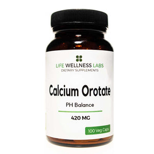 CALCIUM Orotate | Highest Absorbability by Body