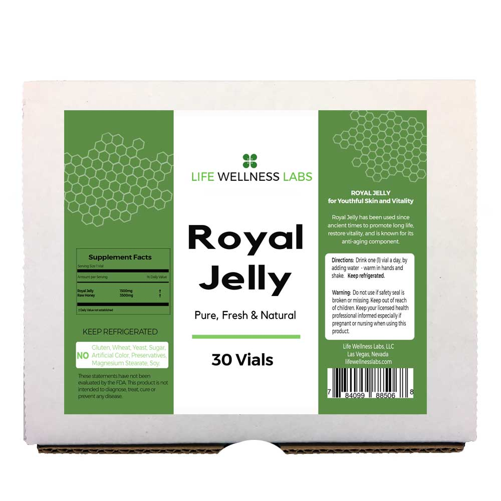 ROYAL JELLY | Youthful Skin