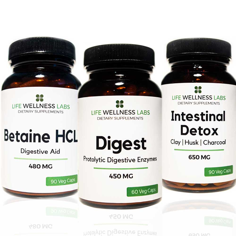 DIGEST CORE ESSENTIALS | Best Digest Support Kit
