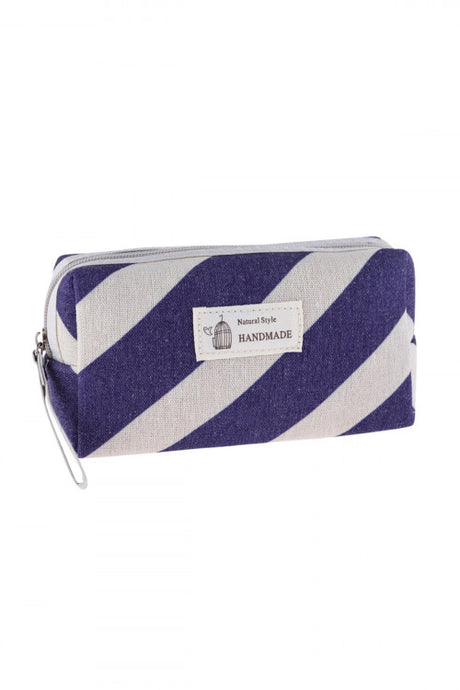 Smaller Stripe Pouch
