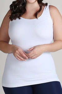 Seamless Perfect Tank- Plus Size