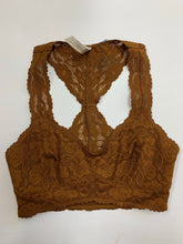 Load image into Gallery viewer, Galloon Racerback Bralette