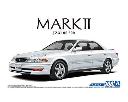 Toyota JZX100 Mark II Model