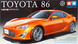 Toyota 86/FRS Model