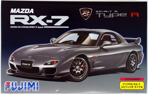 Mazda RX7 FD Spirit-R Model