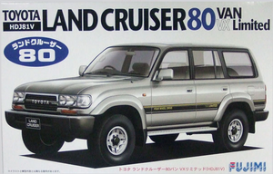 Toyota Land cruiser 80 Model