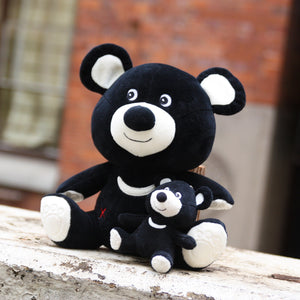 Plush moon bear