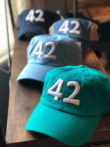 42 Autism Awareness, Ponytail Hat