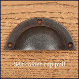 self colour cup pull