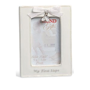 Gund Baby - My First Steps Picture Frame