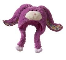 Genuine Ultra Soft My Pillow Pets Bunny Hat