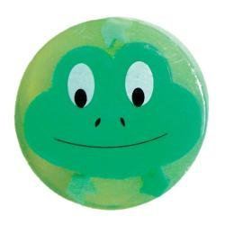 Green Frog Glycerin Soap
