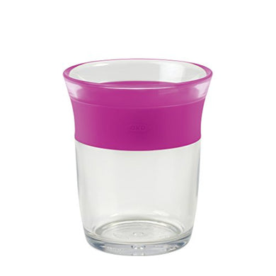 Oxo Tot Cup For Big Kids With Non Slip Grip, Pink