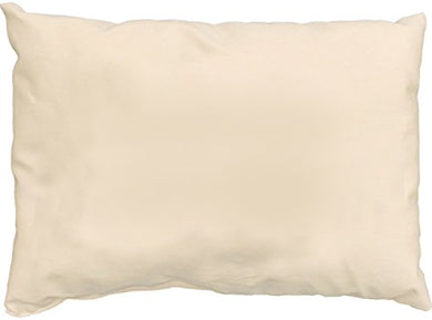 Sleepy Kiddie Toddler Pillow (13 X 18 Inch) - Hypoallergenic, 100% Cotton. Home Or Travel Pillow For Kids - Promotes Healthy Sleep, Habits For Nap Time - Super Soft Comfort - Ages 2+