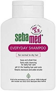 Sebamed Everyday Shampoo Daily Hair Care 200Ml Beauty Skincare