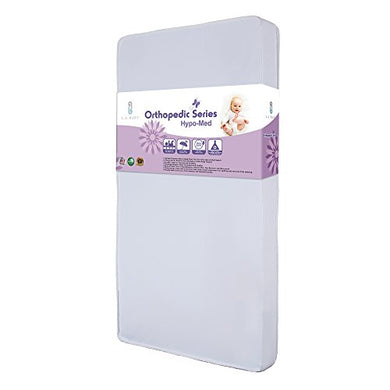 La Baby Hypo-Med Crib Mattress