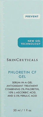 Skinceuticals Phloretin Cf Gel Serum In A Gel 30Ml(1Oz) Antioxidant New Fresh Product