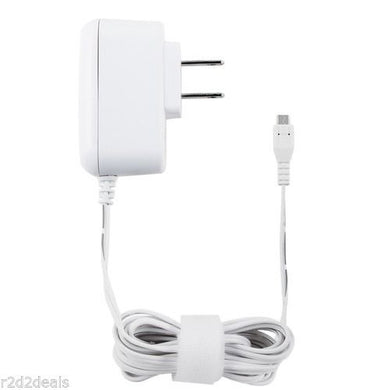 Shira Tm Ac Power Adapter Charger For Motorola Baby Video Monitor Mbp854Connect, Mbp854Connect-2, Mbp854Connect-3, Mbp854 Connect Parent Unit / Monitor And Baby Unit White Usb Plug Type Only