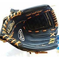Player Series Black Baseball Glove 11.5 Right-Hand Throw
