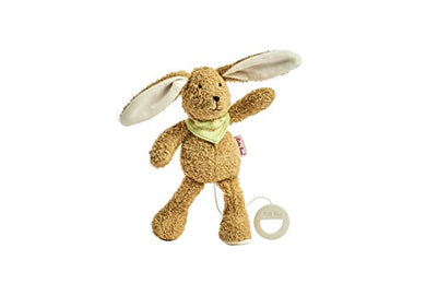 Kathe Kruse - Bunny Pino Musical Pull Toy