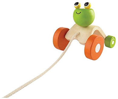 Plantoys Jumping Frog