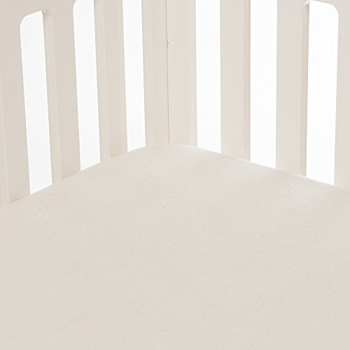 Glenna Jean Florence Fitted Sheet, Cream Softee