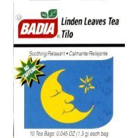 Badia Linden Tea 10-Count