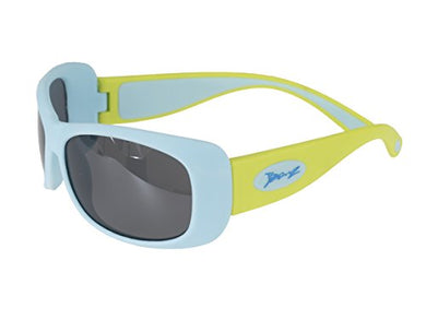 Banz: Flexerz: Aqua/Lime Kids Sunglasses | Age: 4-10 Yrs.