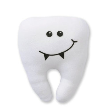 Superflykids Tooth Fairy Pillow Overbite White