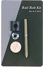 Lj-3079 Red Oak Rail Bolt Kit