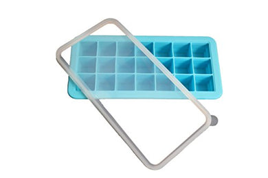 Baby Food Freezer Tray With A Watertight Lid