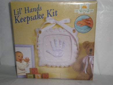 Lil Hands Keepsake Kit, Pink Or Blue