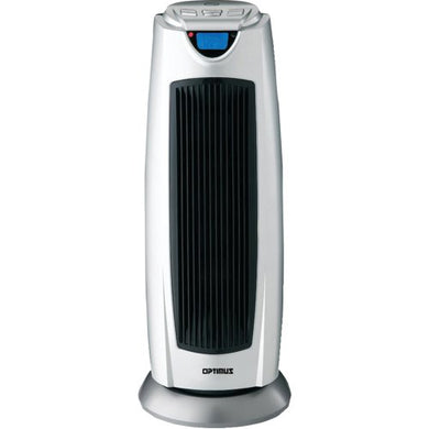 Optimus H-7315 21   Oscillating Tower Heater With Remote Home, Garden &Amp; Living