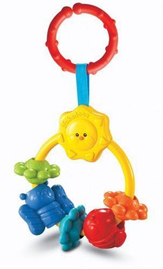 Mattel Gmbh-Fisher Price Link-A-Doos Teething Ring By Mattel