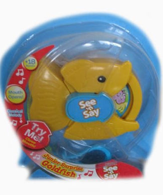 Fisher Price See 'N Say Junior Surprise Goldfish
