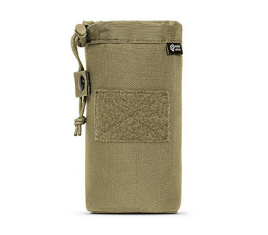 Mission Critical Insulated Bottle Pouch - Coyote