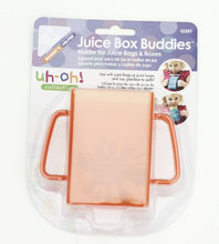 Load image into Gallery viewer, Mommy'S Helper Juice Box Buddies, Orange,