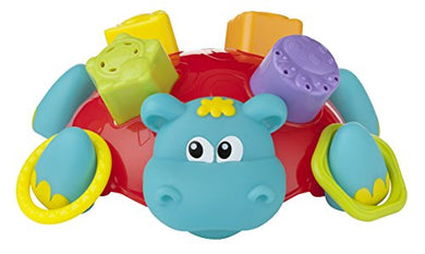 Playgro 0186575 Sort N' Stack Floating Hippo For Baby