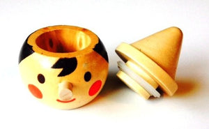 Pinocchio Baby Tooth Case Holder