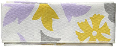 Sweet Potato Fiona Mobile Arm Cover Suzani, White/Purple/Yellow