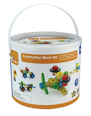 Windsor 48 Pieces Construction Block Set
