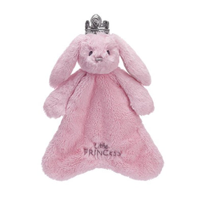 Little Princess Brindy Bunny Baby Pink Children'S Plush Toddler Blanket