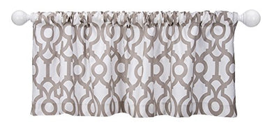 Sweet Potato Soho Valance, Fretwork, 70  X 18
