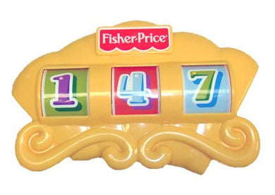 Fisher Price Laugh And Learn Home - House Number