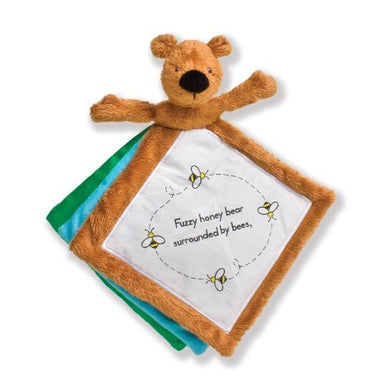 North American Bear Say Please Storybook Cozy Bear Toy By North American Bear
