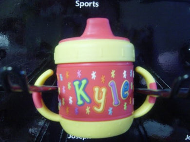 Personalized Sippy Cup: Kyle
