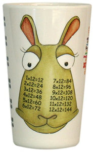 The Multiples Times Table Dinnerware Lord Twelve Tales 8 Oz Melamine Tumbler