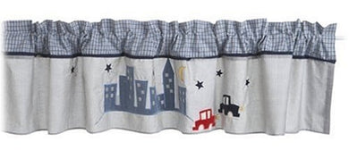 City Window Valance