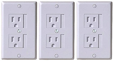 Kidco Universal Outlet Cover - White